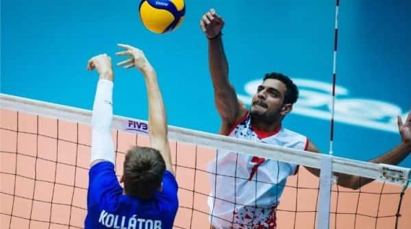 volleyball, India, Czech Republic