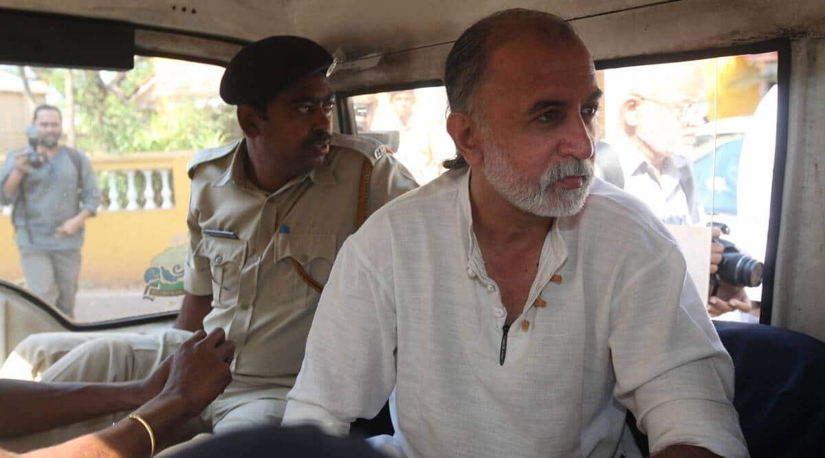 Tarun Tejpal, Tarun Tejpal rape case, Tarun Tejpal rape case virtual hearing, Tarun Tejpal news, Goa, Bombay High Court, Tarun Tejpal rape case, Indian Express, sexual assault case
