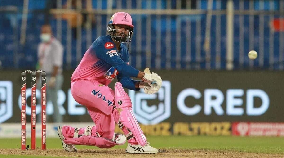 Rahul Tewatia, IPL, Rajasthan Royals