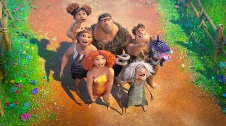 The Croods A New Age film release review