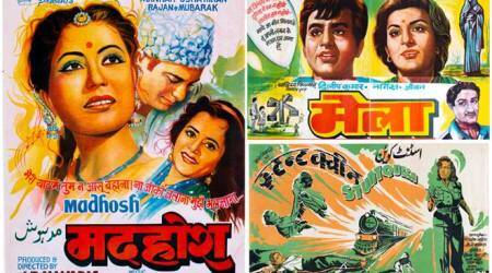 The story of early Indian cinema in posters