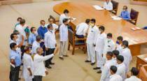 Tripura: Opposition walks out of Assembly, announces session boycott