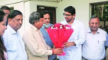 Panchkula's Ayush gave up PCS post, now grabs rank 74 in UPSC civil services exam