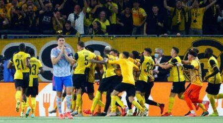 BSC Young Boys vs Man United
