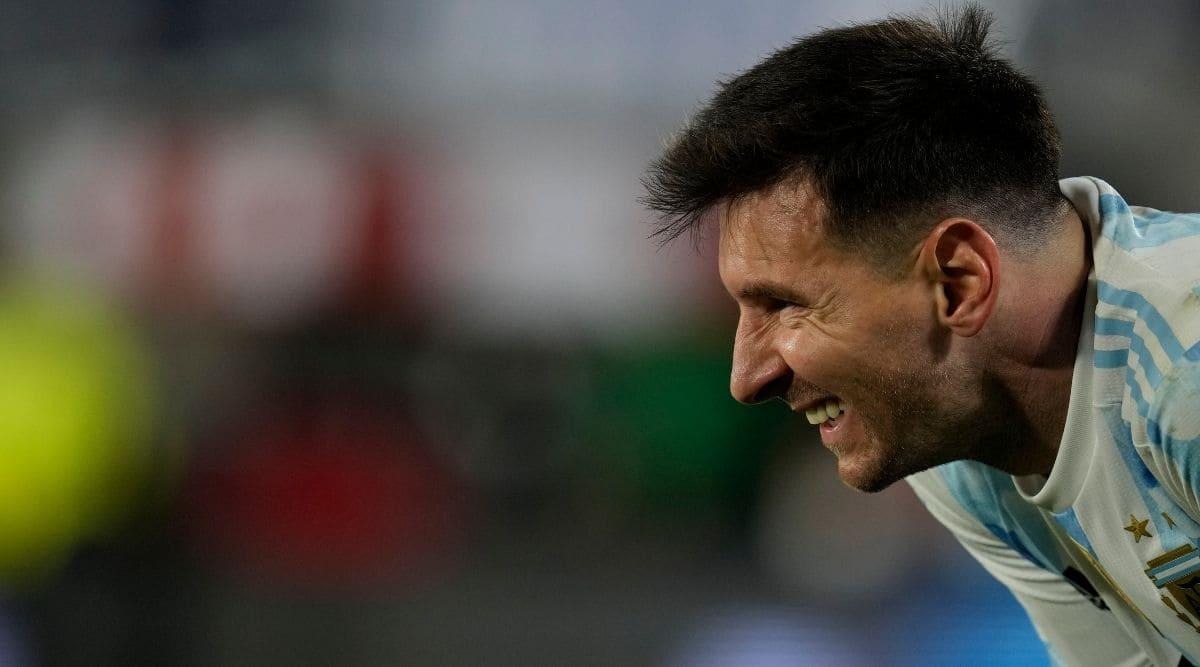 Lionel Messi, Argentina vs Bolivia