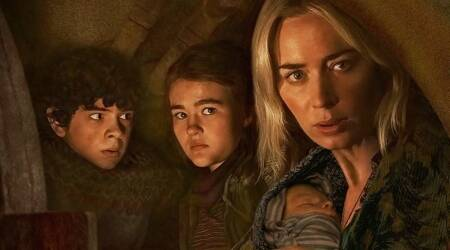 a quiet place 2 india release date