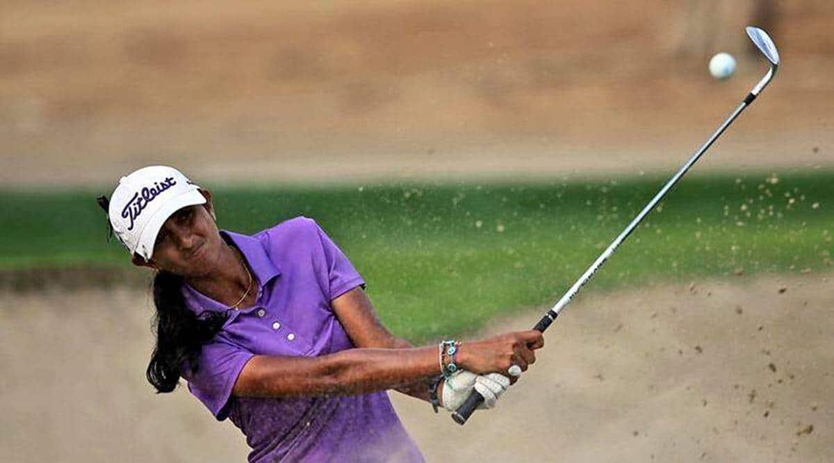 Aditi Ashok, Golf
