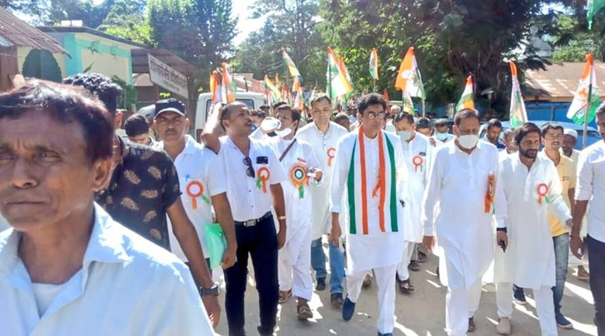 Tripura, Congress