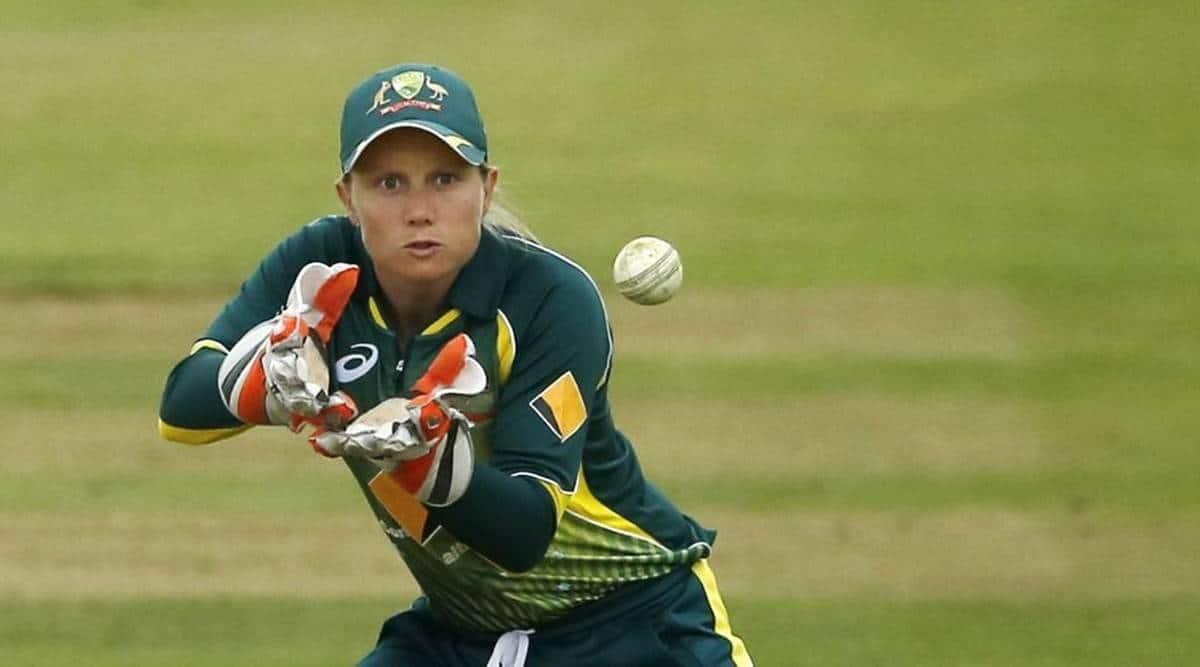 Healy, India Vs Australia