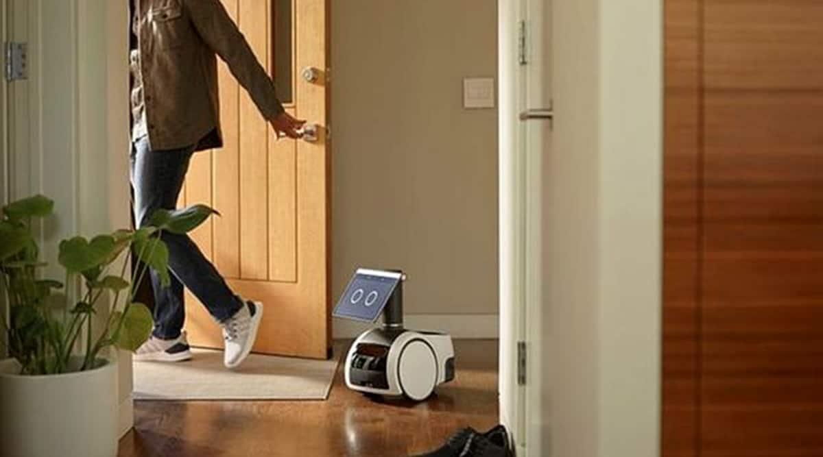 Amazon unveils Astro, a wheeled household robot