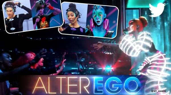 Alter Ego, Avatar, Alter Ego digital avatar viral video, Fox TV, Alanis Morissette, Nick Lachey, Grimes, Will.i.am, motion capture picture, indian express, indian express news