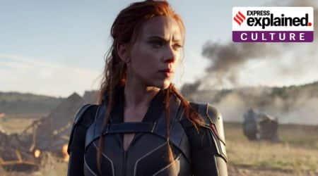 Scarlett Johansson vs Disney, Scarlett johansson black widow, black widow review, Scarlett Johansson sues Disney, Indian Express