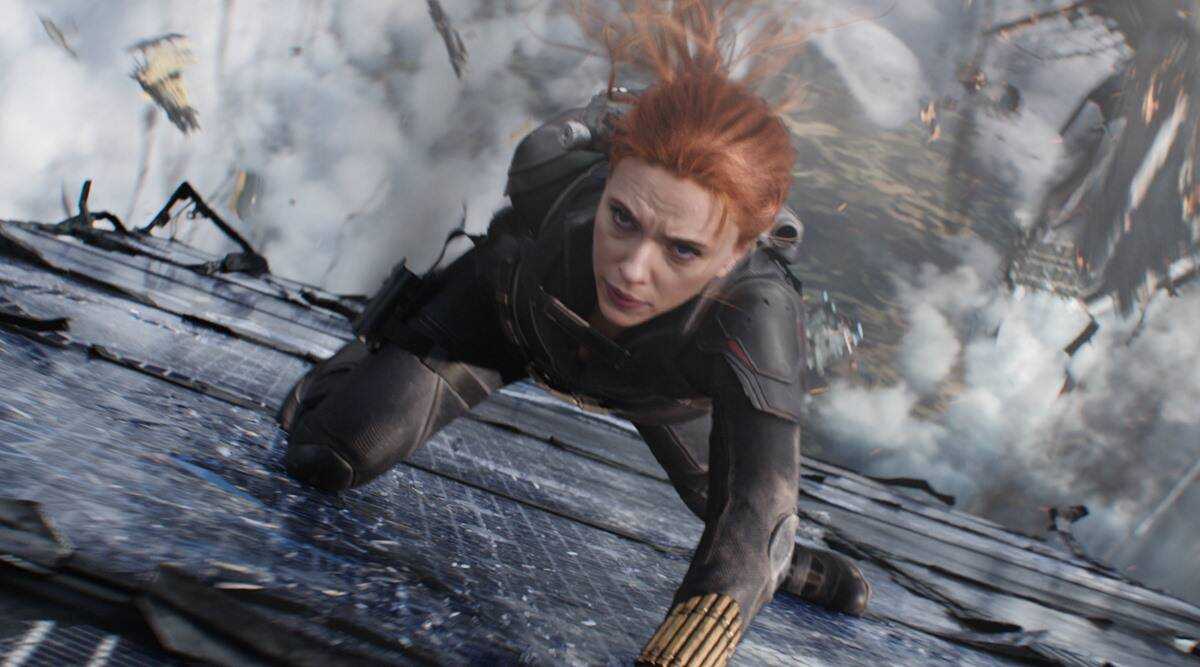Black Widow movie review: Scarlett Johansson-starrer is an inconsistent  film | Entertainment News,The Indian Express