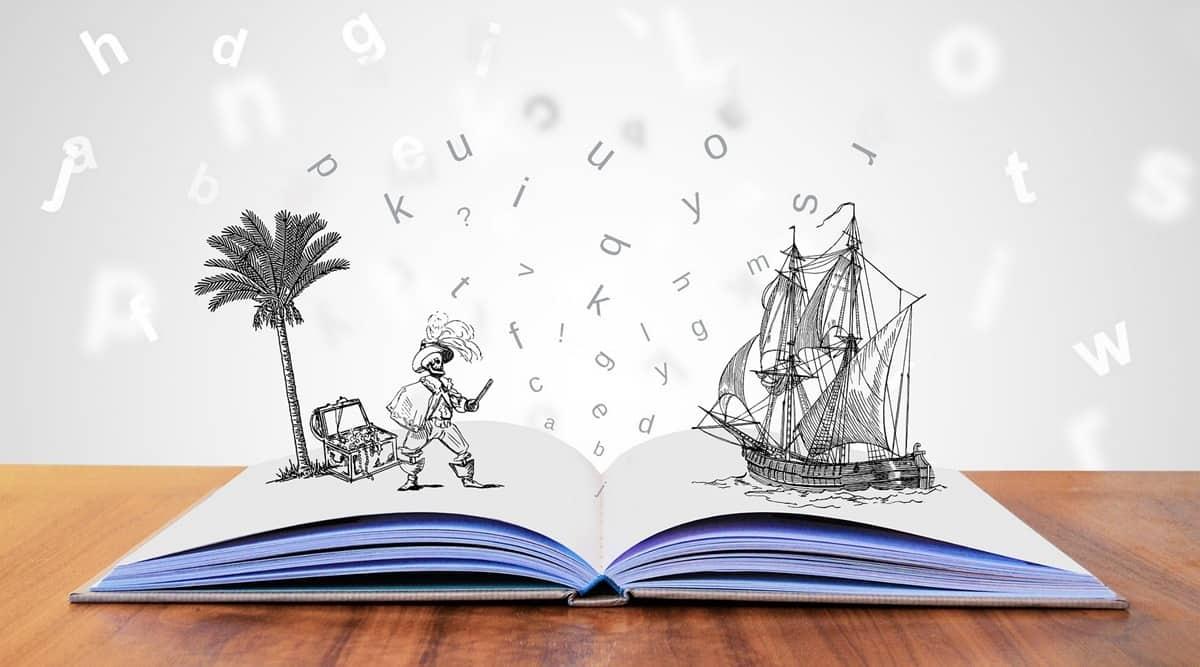 books, storytelling