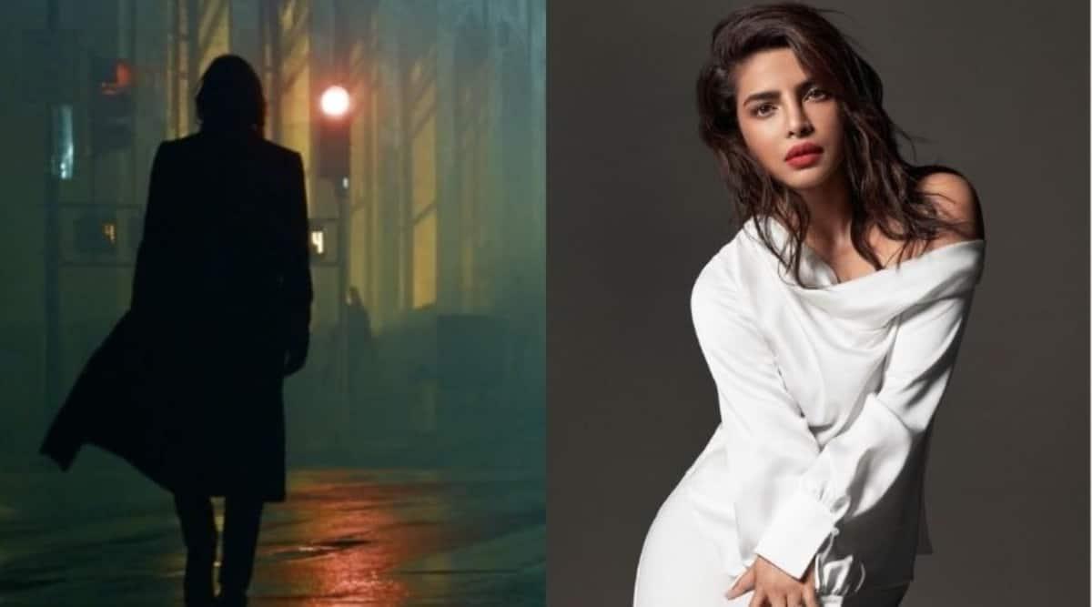 Priyanka Chopra, Keanu Reeves