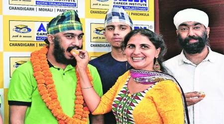 JEE main result, Mohali boy is India topper
