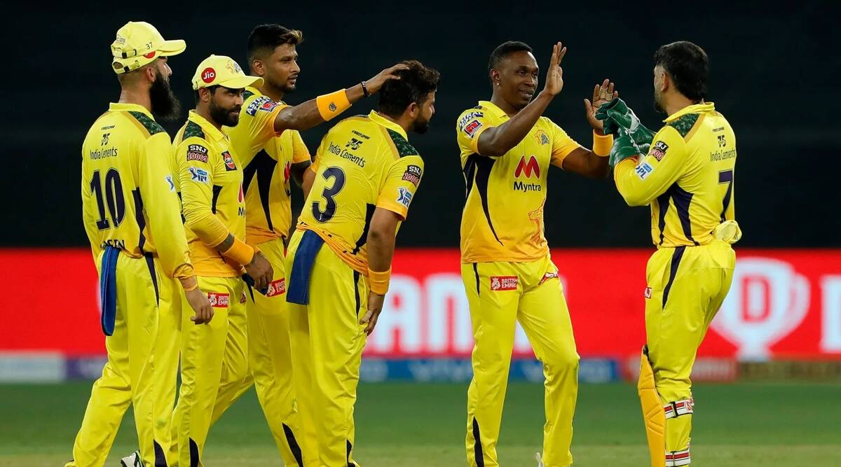 IPL 2021: CSK off to a flying restart after beating MI by 20 runs   Sports News,The Indian Express