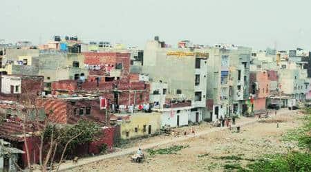 Zirakpur, illegal colonies in Zirakpur, Mohali administration, MOhali, indian express, punjab news, indian express news, current affairs