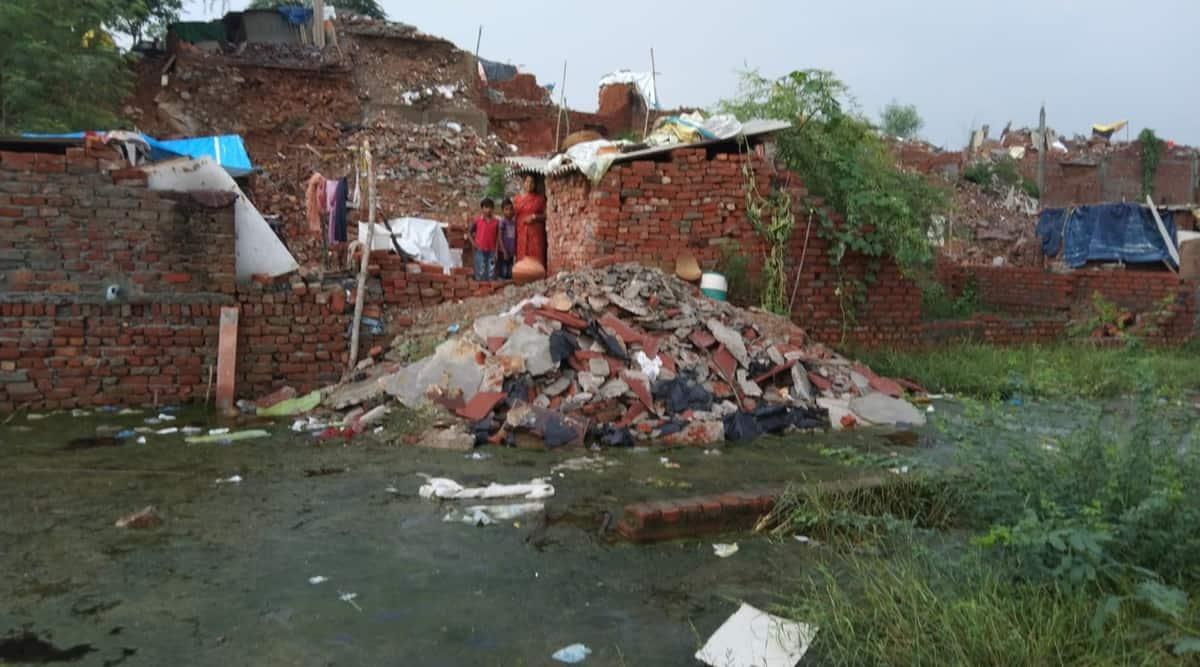 delhi rains, delhi monsoons, delhi waterlogging, delhi drainage