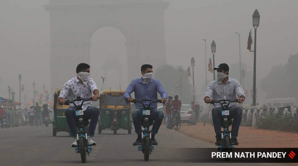 No 'good' air day in Delhi so far this year