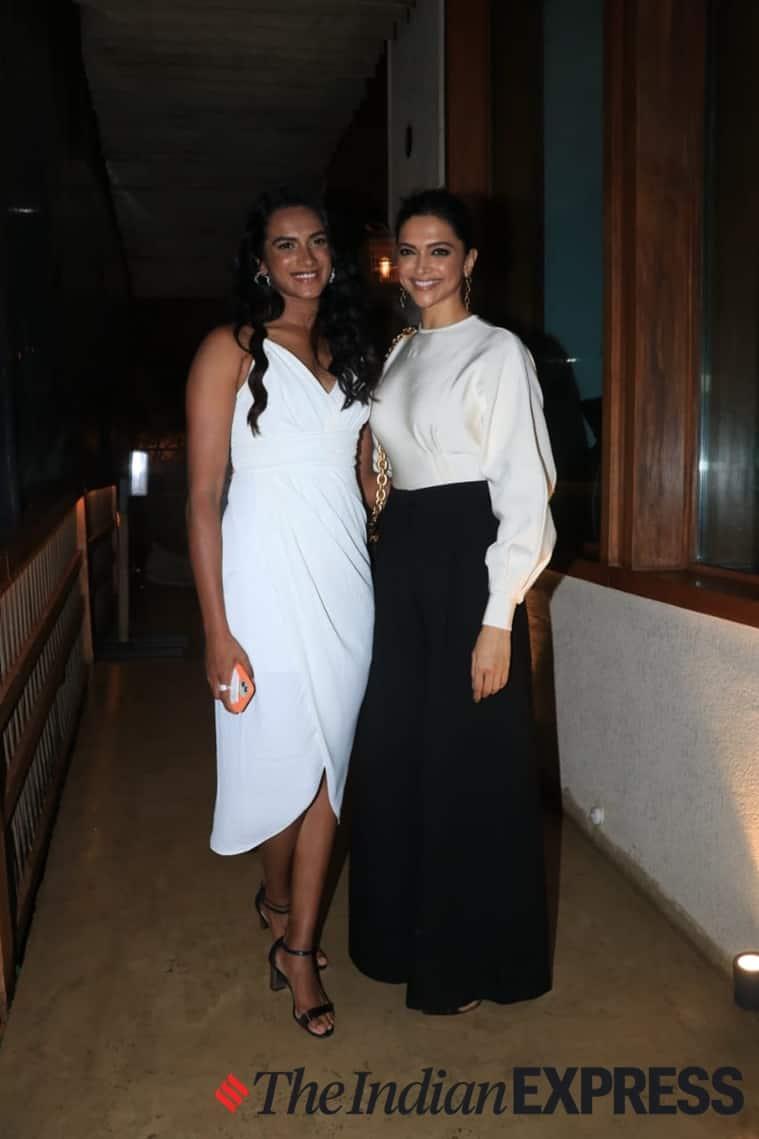 Deepika Padukone, PV Sindhu