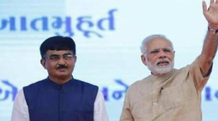 Gujarat governor appoints Dushyant Patel to perform duties of office of Speaker