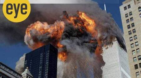 WTC's Twin Tower, 9/11