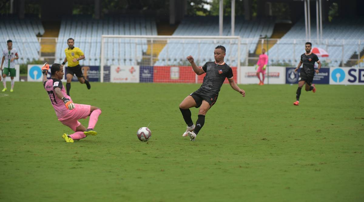 Durand Cup 2021: FC Goa starts campaign with a 2-0 win over Army Green, the vie