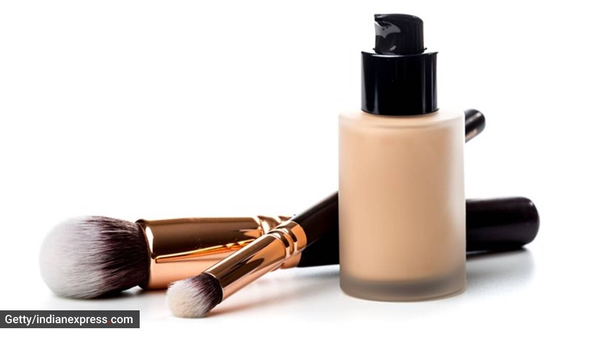 SPF, SPF foundation, indianexpress.com, indianexpress, are SPF foundations good, make up with SPF, should you layer SPF under make up?,