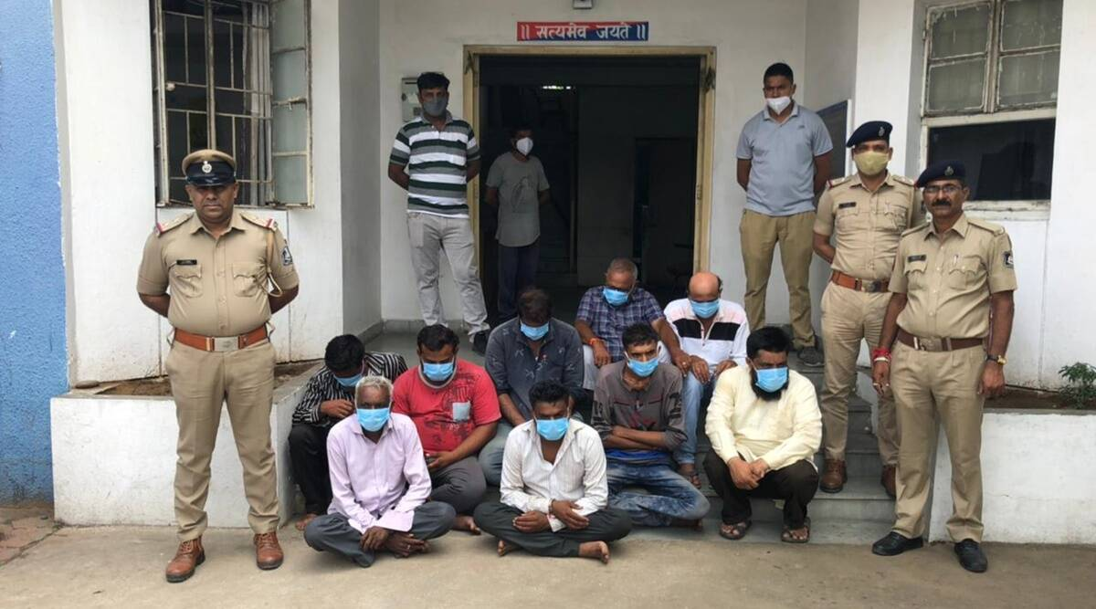 Gujarat arrest
