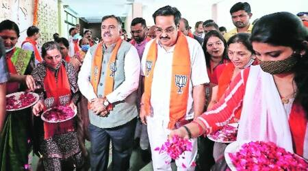First executive meet of Scheduled Tribe Morcha of Gujarat BJP held