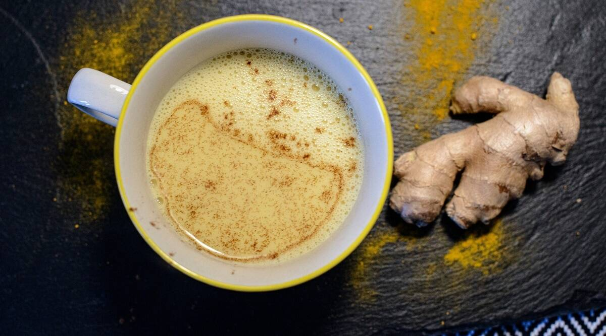 turmeric milk