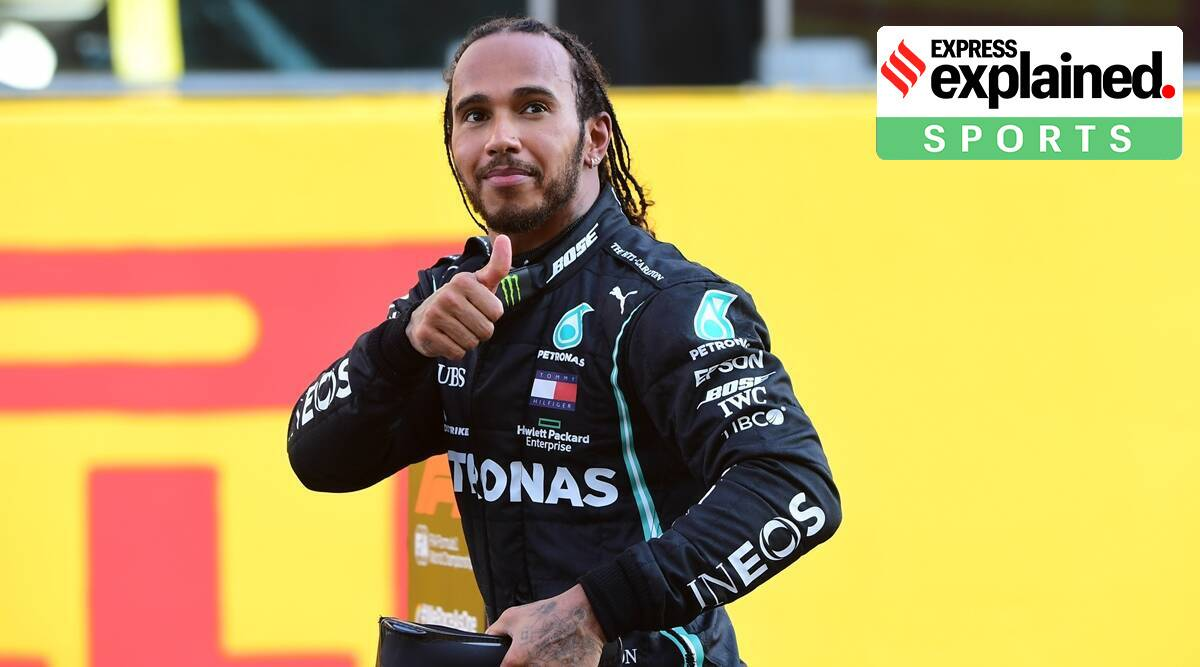 Explained: How Hamilton's stranglehold on the F1 title is being challenged  | Explained News,The Indian Express