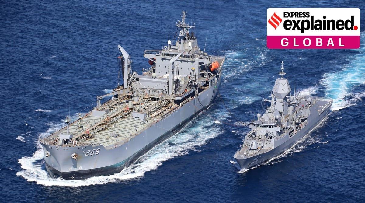 china maritime law, south china sea, maritime law, china south china sea, south china sea tensions, current affairs, indian express