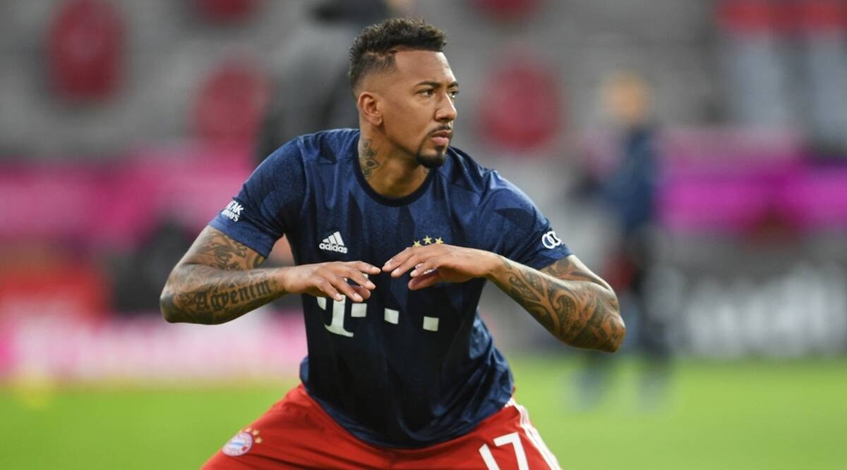 Jerome Boateng convicted of assaulting ex-girlfriend