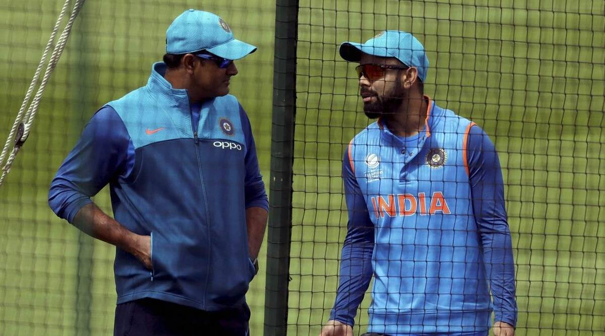 Four years after bitter fallout with Virat Kohli, Anil Kumble back on BCCI radar
