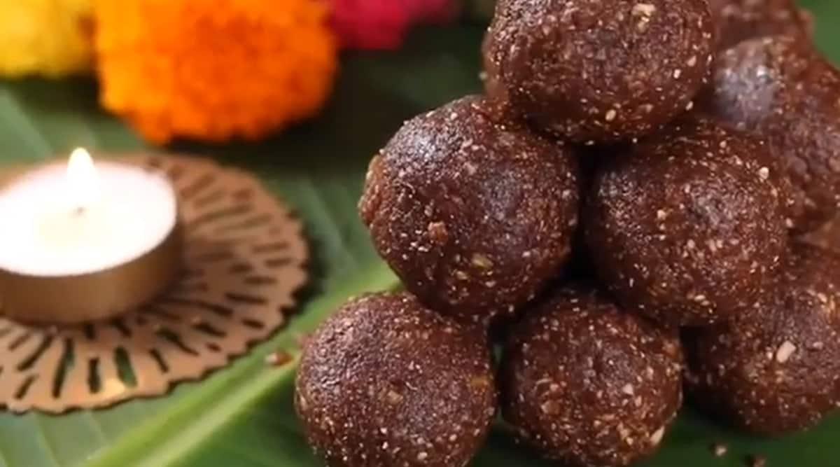 laddu recipe, food