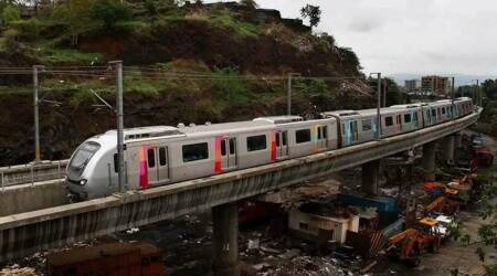 Navi Mumbai: CIDCO completes trial run of metro from Pendhar to Central Park