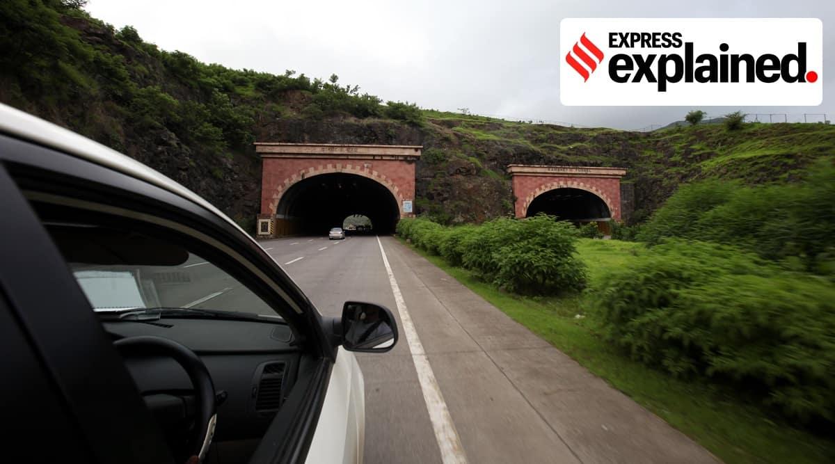Mumbai, Mumbai news, Pune news, Mumbai Pune expressway, Mumbai Pune highway, Indian Express