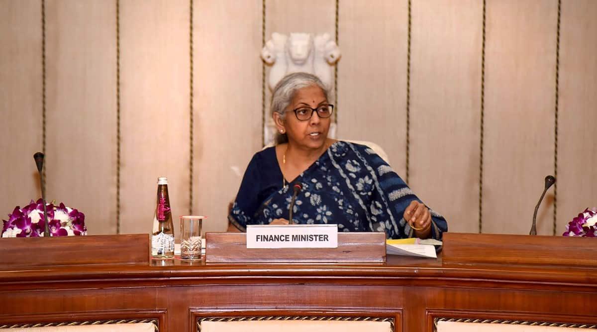 Nirmala Sitharaman, Nirmala Sitharaman news, Nirmala Sitharaman update