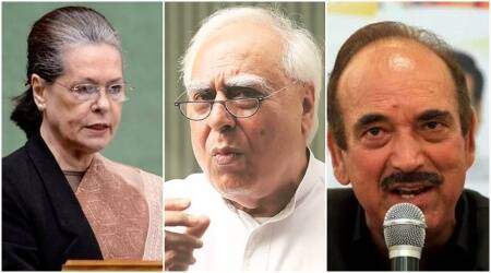Congress Working Committee, Ghulam Nabi Azad, Sonia Gandhi, Congress news, Congress latest news, Congress news, india news, indian express