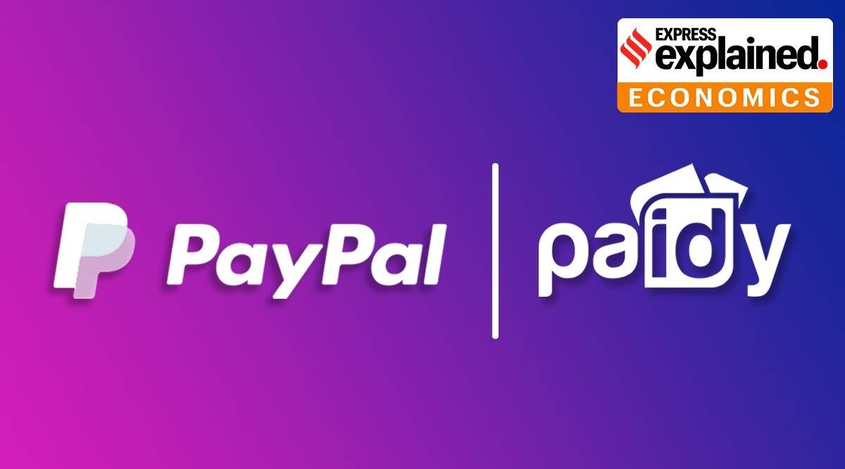 PayPal Paidy acquisition, PayPal buys Paidy, Buy Now Pay Later, Buy Now Pay Later India, PayPal news, Indian Express