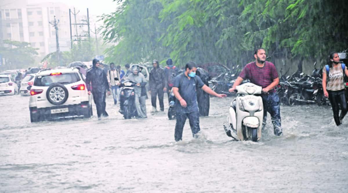 Gujarat rainfall news