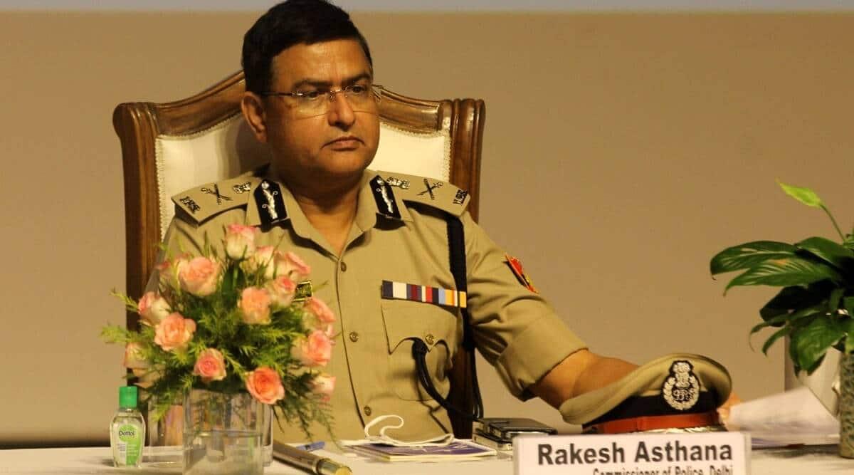 Rakesh Asthana, Rakesh Asthana news, Rakesh Asthana delhi police, delhi police commissioner, Rakesh Asthana delhi police, delhi news today, delhi news