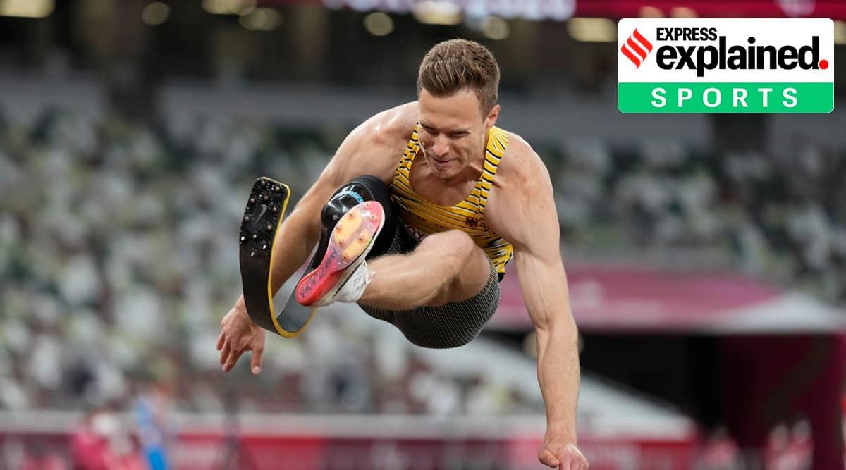 Markus Rehm, Markus Rehm Long Jump, Paralympics Long Jump, Blade Jumper, Indian Express