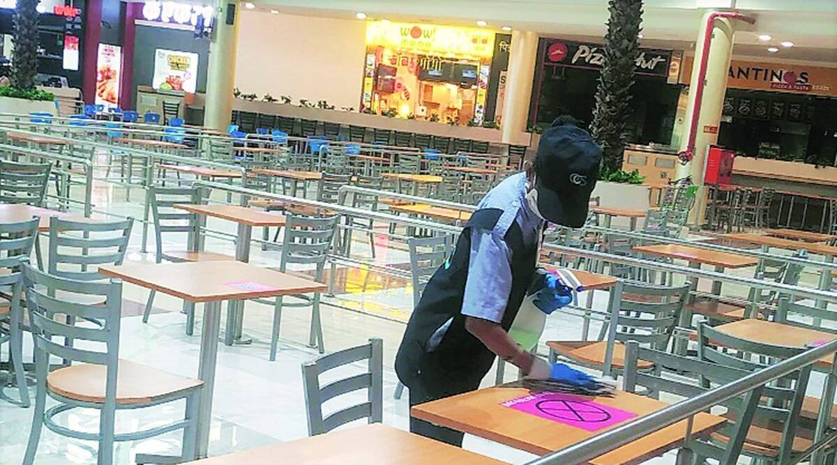East civic body nod to restaurants to serve food on terraces