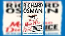Richard Osman's 'The Man Who Died Twice' is one of the fastest selling novels