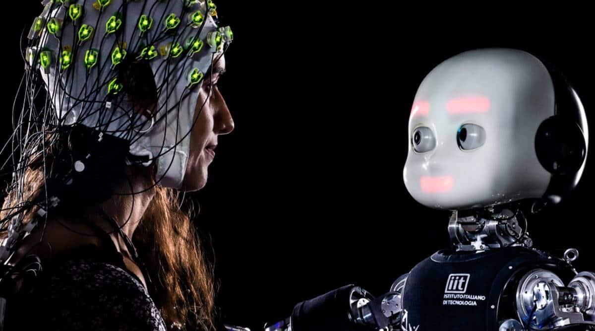 robot gaze