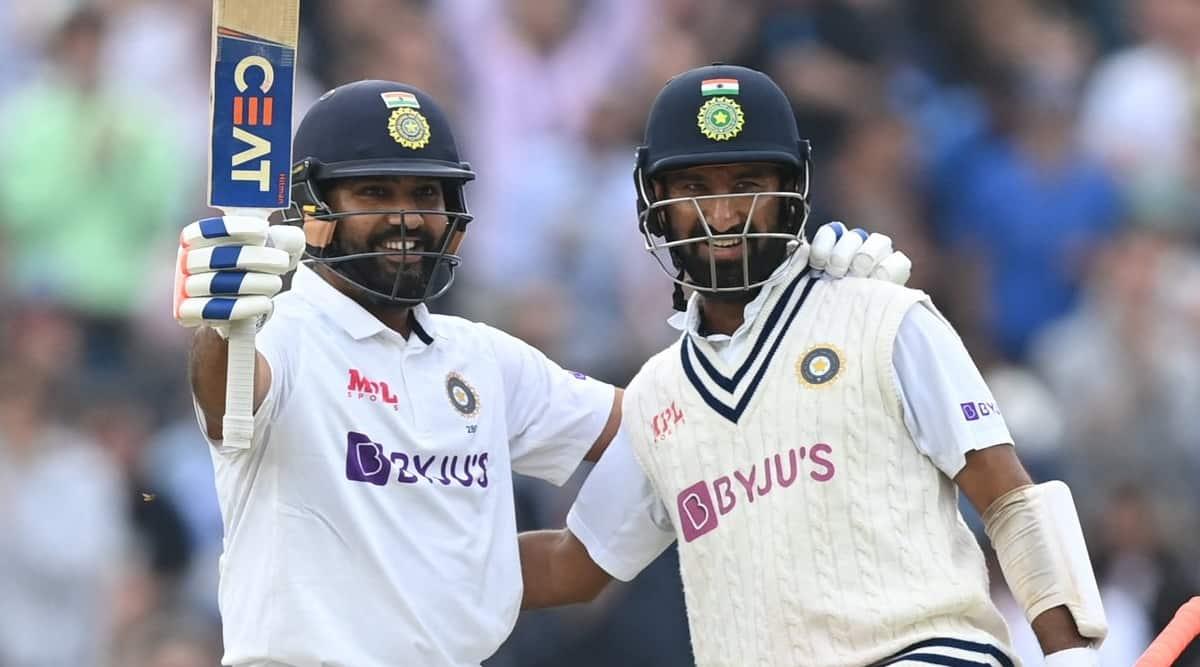 India vs England: Rohit Sharma hits first overseas ton in yo-yo Test |  Sports News,The Indian Express