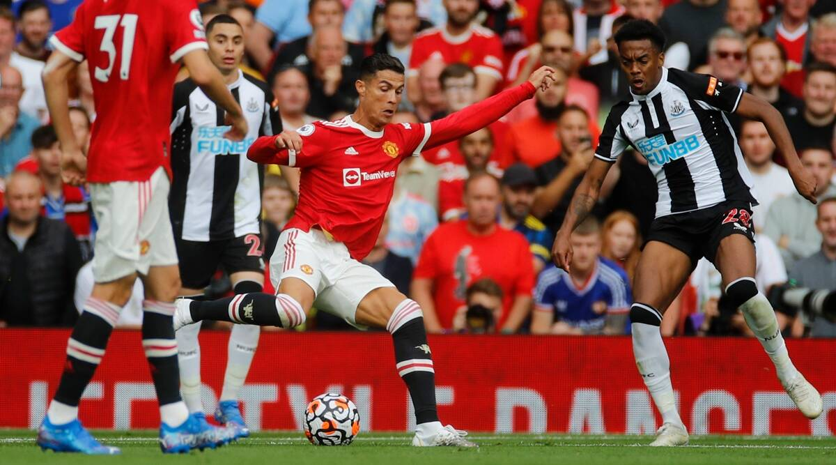 Premier League Highlights: Ronaldo brace helps United win 4-1 against  Newcastle | Sports News,The Indian Express